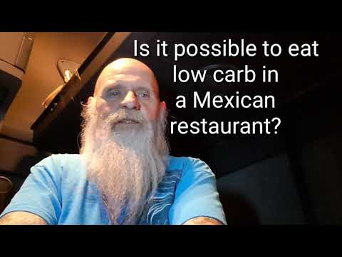 How To Eat Low Carb Mexican Food