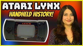 Atari Lynx - The History of the Powerful Handheld Console!