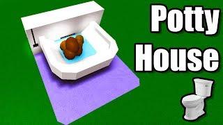 Casa potty maciça!! • Roblox: BloxBurg • 65K