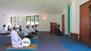 Ahmadi Muslims in Netherlands Celebrate Eid ul Adha