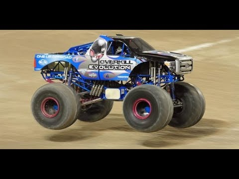 Monster Truck Music Video It S Over Trapt Youtube