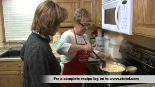 Cooking Crave - Ep 26 - Knoephla Soup & Citrus Tossed Salad