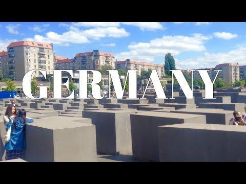 GERMANY 2017 | Düsseldorf, Hamburg, Berlin