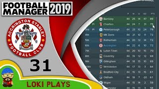 Football Manager 2019 - Episode 31 - The Decider - The Stanley Parable - FM19