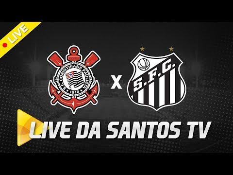LIVE: CORINTHIANS 0 X 0 SANTOS | PAULISTÃO (10/03/19)