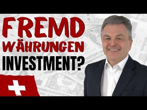 Fremdwährungen | EZB: Große Reserven An Devisen + Schweizer Franken Ein Sicheres Investment?