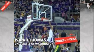 Isaiah Thomas - University of Washington (Dunk of the Year Nominee)