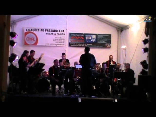 Entrevista ao Manuel Almeida e concerto da Orquestra Ligeira dos Biscoitos