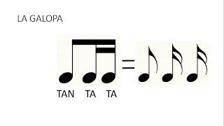 CLASE 6  GRAMATICA MUSICAL