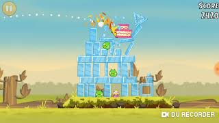 Angry birds classic lvl's 1-9 #1 (tutorial)