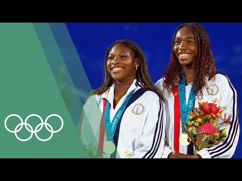 Venus Williams becomes double Olympic champion - On This Day September 28