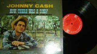 WHY DO YOU PUNISH ME  by  JOHNNY  CASH