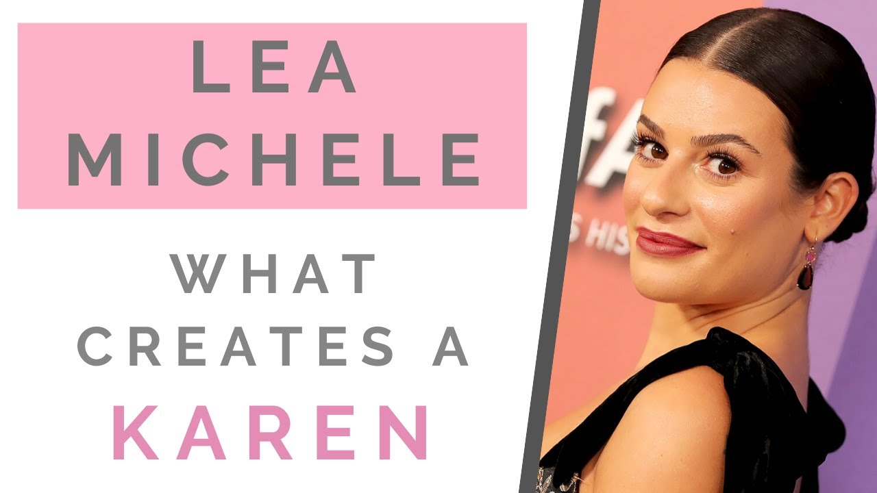 THE TRUTH ABOUT LEA MICHELE: How To Stop Being A Mean Girl | Shallon Lester