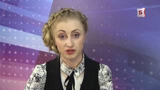 Разговор в студии с начальником по борьбе с болезнями животных Зинаидой Корниловой