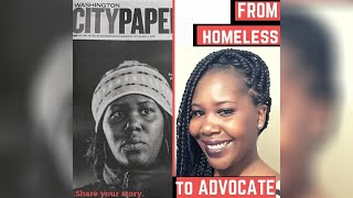 FROM HOMELESS TO ADVOCATE PART II (TEST)