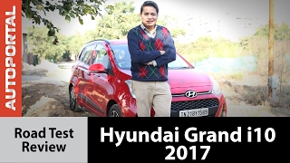 Hyundai Grand i10 2017 Test Drive Review - Autoportal