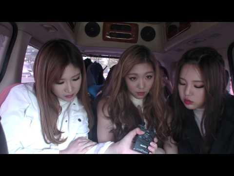 [15] 걸그룹'블레이디'(Blady) '전주대학교' 가는길 - KoonTV