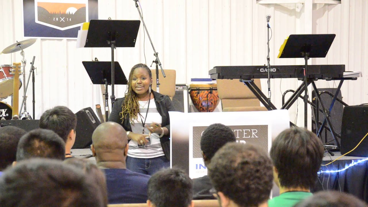 Tamice Hasty Part 1 of 2 Chapter Camp 2014