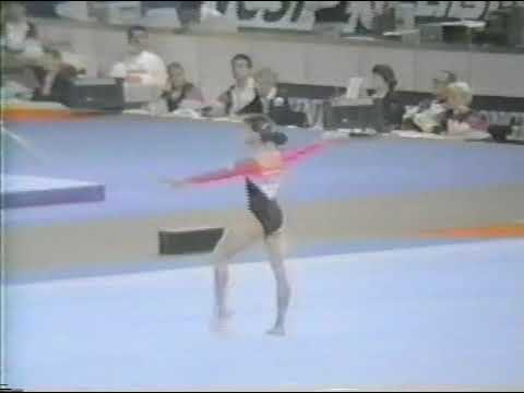 1989 World Gymnastics Championships - Women's Team Compulsories, Soviet Union (SI HV)