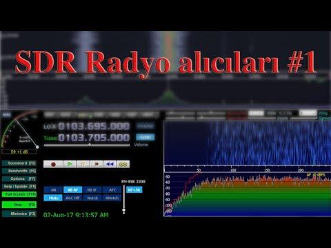 SDR Radyo Alıcıları #1