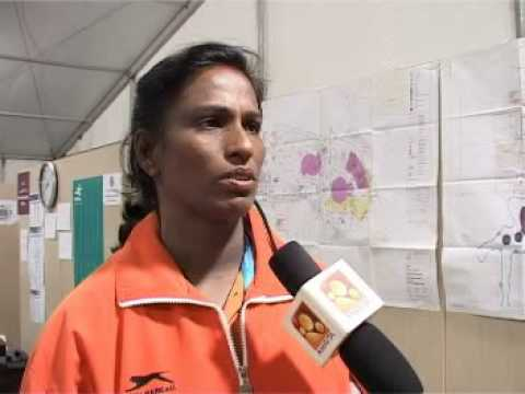 Interview with PT Usha- Olympian Athlete
