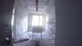 Abandoned children's clinic in Pripyat ☢ Chernobyl PART 2. Детская поликлиника в ☢ Припяти часть 2