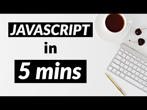 learn-javascript-in-just-5-minutes-(2020)
