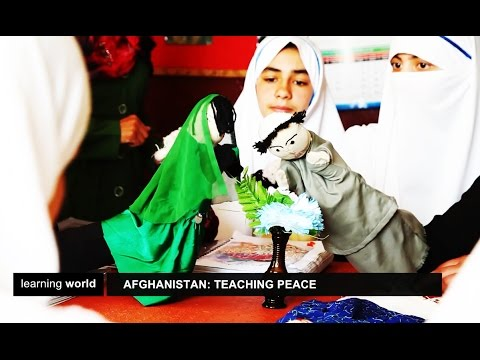 Afghanistan: teaching peace in conflict zones (Learning World: S5E09, part 3/3)
