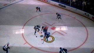 Glitched Game NHL 2K6