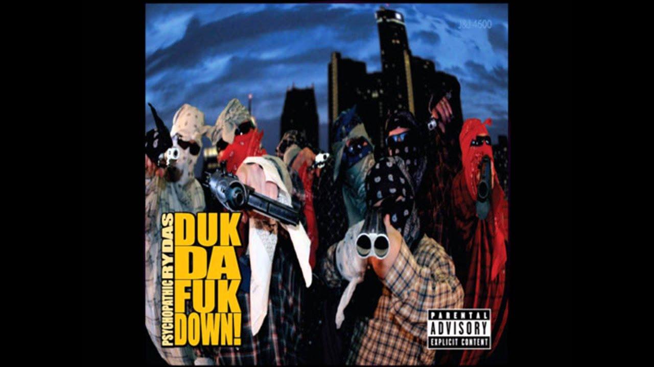 Duk da fuck down lyrics