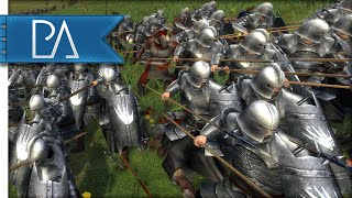 STAND OF THE HIGH ELVES - Third Age Total War Gameplay