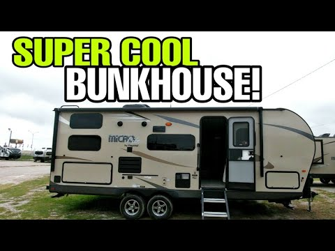 Super Cool Bunk House Travel Trailer From Flagstaff!