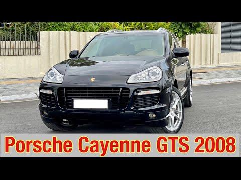 Porsche Cayenne GTS 2008 - Một Chủ Siêu Chất - Có Bác Nào Bị Cuốn Hút Bởi Em Nó Không IĐỗ Chung Ô Tô