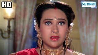 Salman Teases His Karisma On Karva Chauth Day - Jeet Romantic Scene - Hit Bollywood Movie