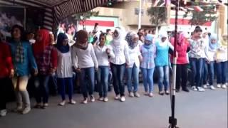 حفل المسيرة الكرنفالية التي أقيمت بديرعطية 16-5-2014 (2)