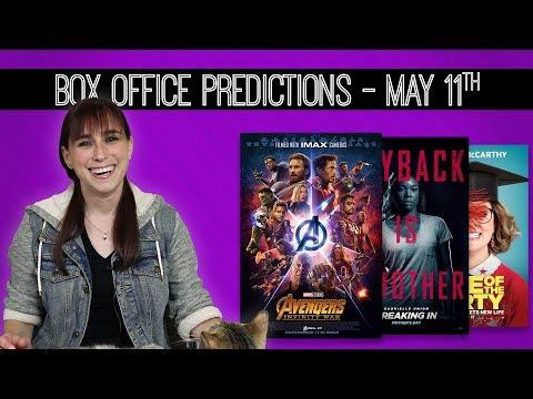 Avengers: Infinity War Weekend 3 Box Office Predictions