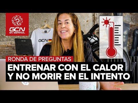 Cómo Entrenar Con El Calor Del Verano Y No Morir En El Intento | Ronda De Preguntas #RondaGCN