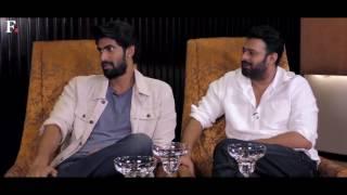 Bahubali 2 : PRABHAS wants to marry Rana
