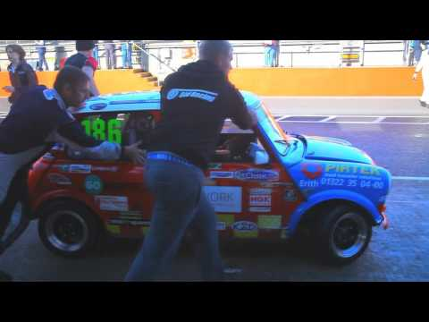 FIRE FIGHTERS RACE TEAM - FINAL RACE OF SEASON FEATURE VIDEO