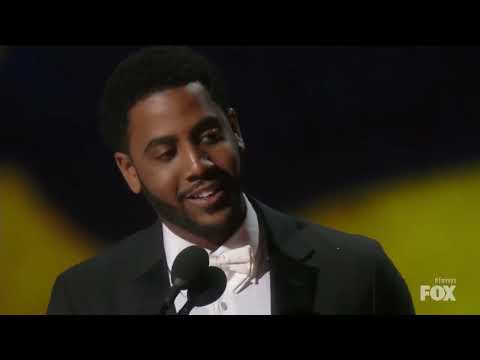 Jharrel Jerome (When They See Us) wins Emmy