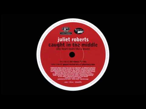 Juliet Roberts - Caught In The Middle (Def Classic 12'' Mix).wmv