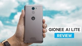 Gionee A1 Lite Review!