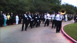 Prince of Peace Dixieland Jazz Funeral