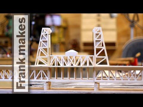 Making the Steel Bridge