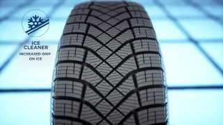 видео Pirelli Winter Ice Zero FR