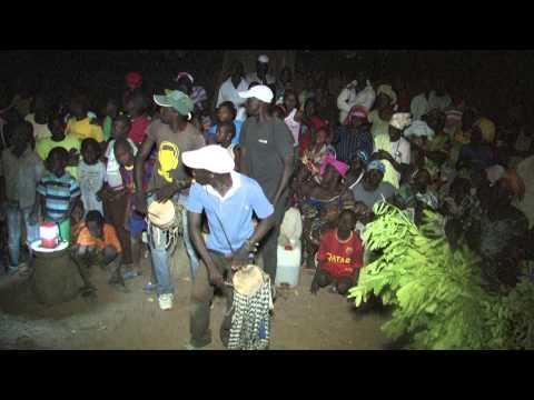 'Mamoo' Kankurang dance