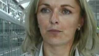 ECOreporterTV Interview mit Sandra Eichler, KBC Bank