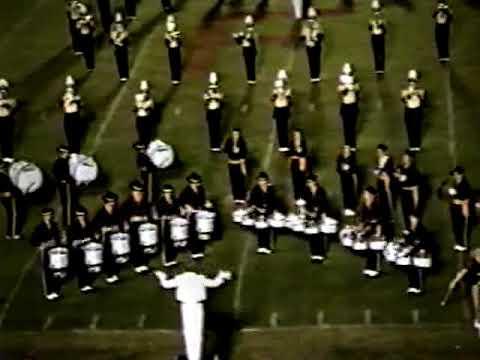 Appalachian State University Marching Band 1990