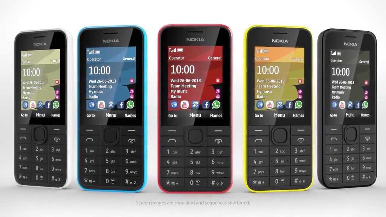 Nokia 207 mobiltelefon bemutató videó | Tech2.hu - YouTube