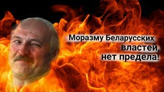 Кухонный террор в Беларуси 2018. Kitchen terror in Belarus' 2018.